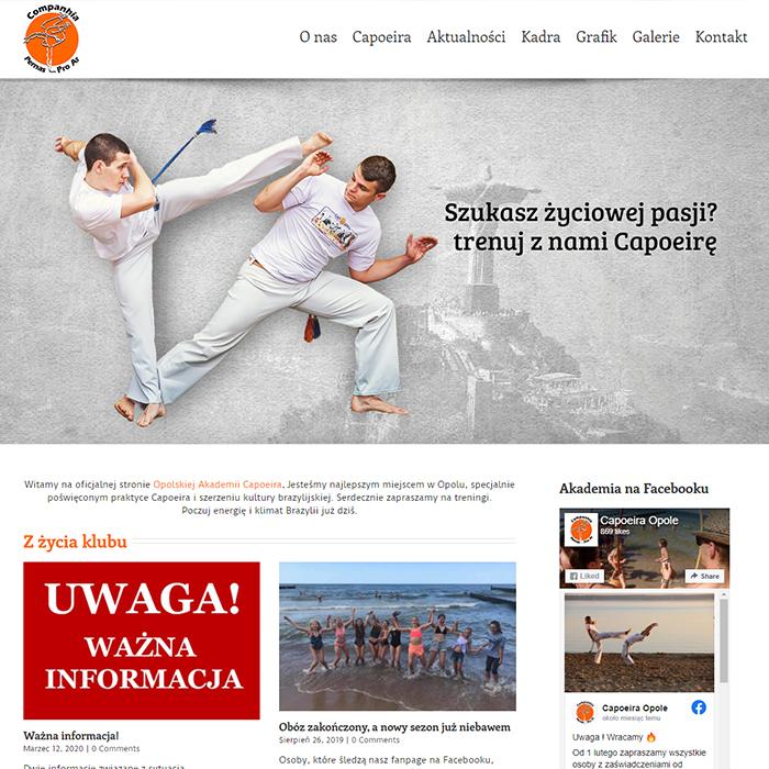 Capoeira Opole